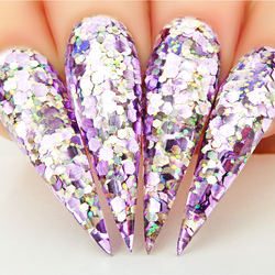 SP211 Stiletto Nails