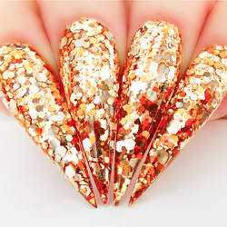 SP212 Stiletto Nails