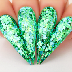 SP219 Stiletto Nails