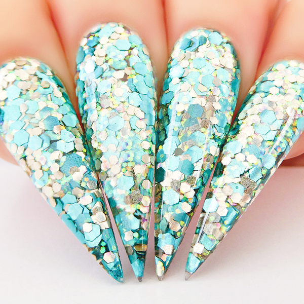SP222 Stiletto Nails