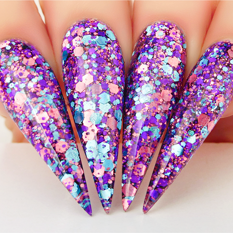 SP231 Stiletto Nails