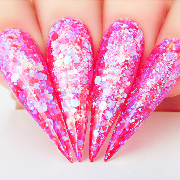 SP242 Stiletto Nails