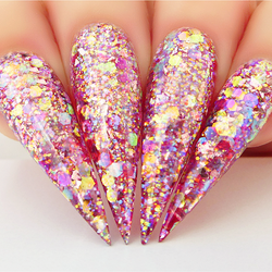 SP243 Stiletto Nails