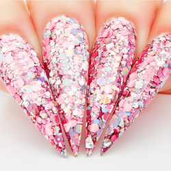 SP245 Stiletto Nails