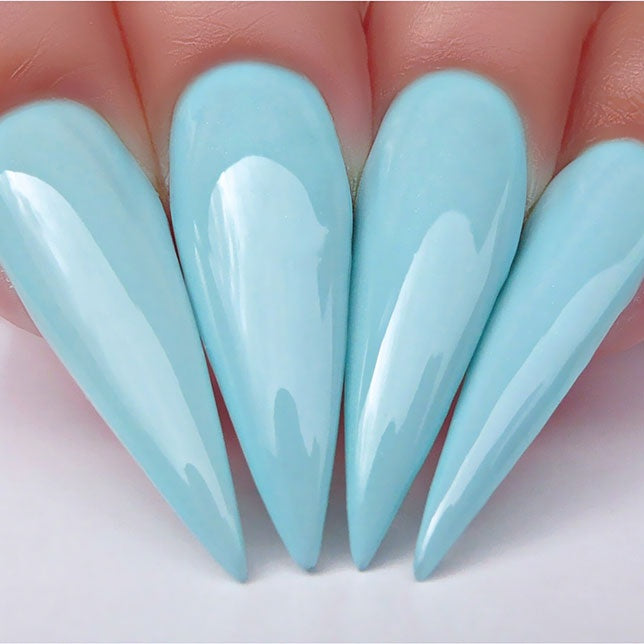 D538 Stiletto Nails