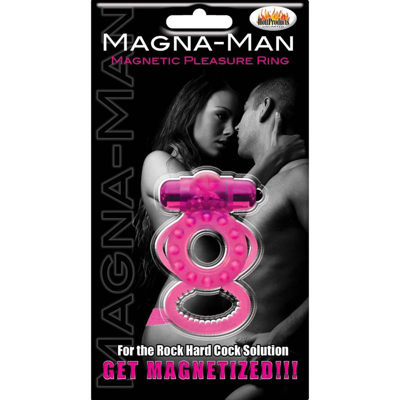 Magna-man Magnetic Cock Ring