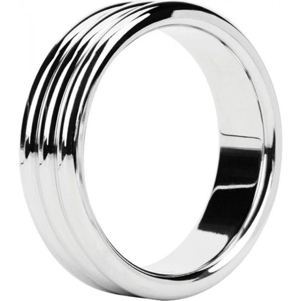 Malesation Triple Stainless Steel Cock Ring