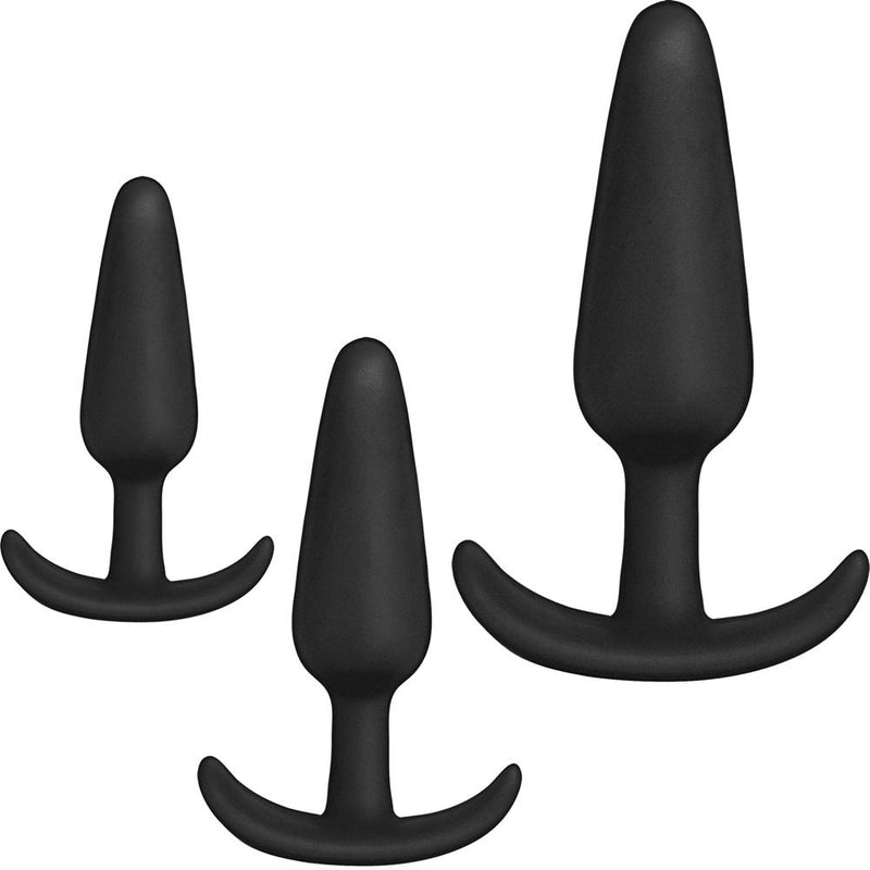Mood Naughty 1 Anal Trainer Set of 3