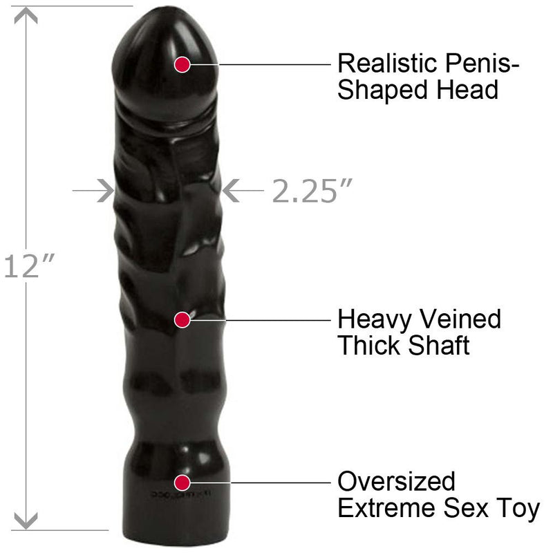 Big Boy 12 Inch Huge Dildo
