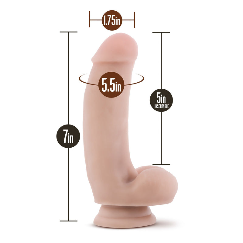 Willy's 7 Inch Dildo With Suction Cup