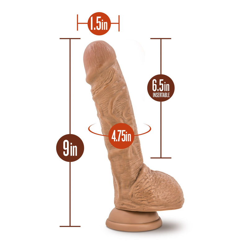 Willy's 9 Inch Suction Cup Dildo