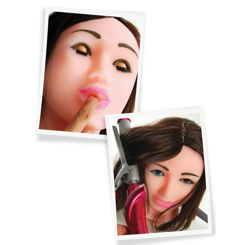 Pipedream Extreme Sex Doll Head