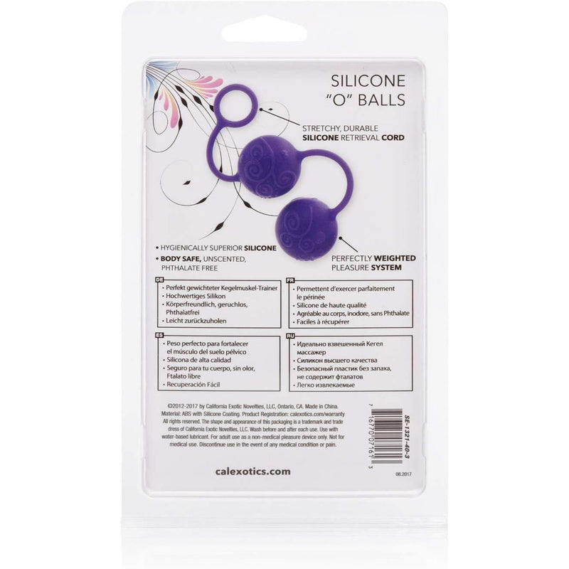 Posh Silicone Kegel Exercise Balls