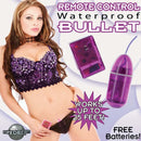 Pipedream Quiet Remote Control Vibrator