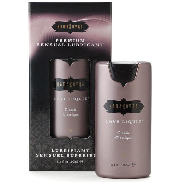 Kama Sutra Love Liquid Classic Water Based Lube