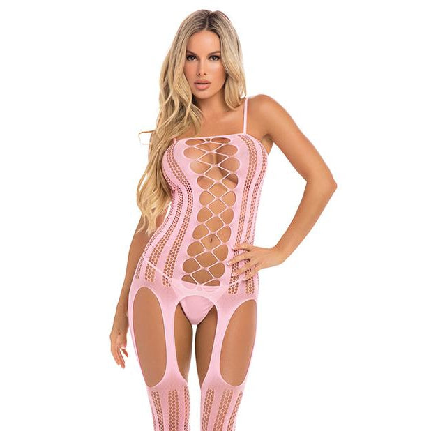 Fake News Sexy Body Stocking