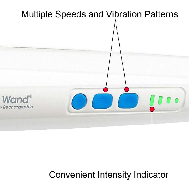 Hitachi Magic Wand Vibrator - Rechargeable