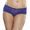 Bow Lace Boyshort/Thong - Queen