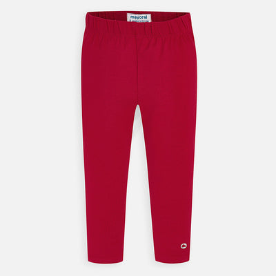 Right Fit Red Leggings