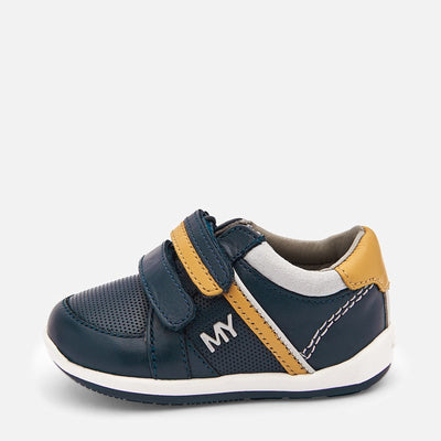 Leather Baby Sneaker