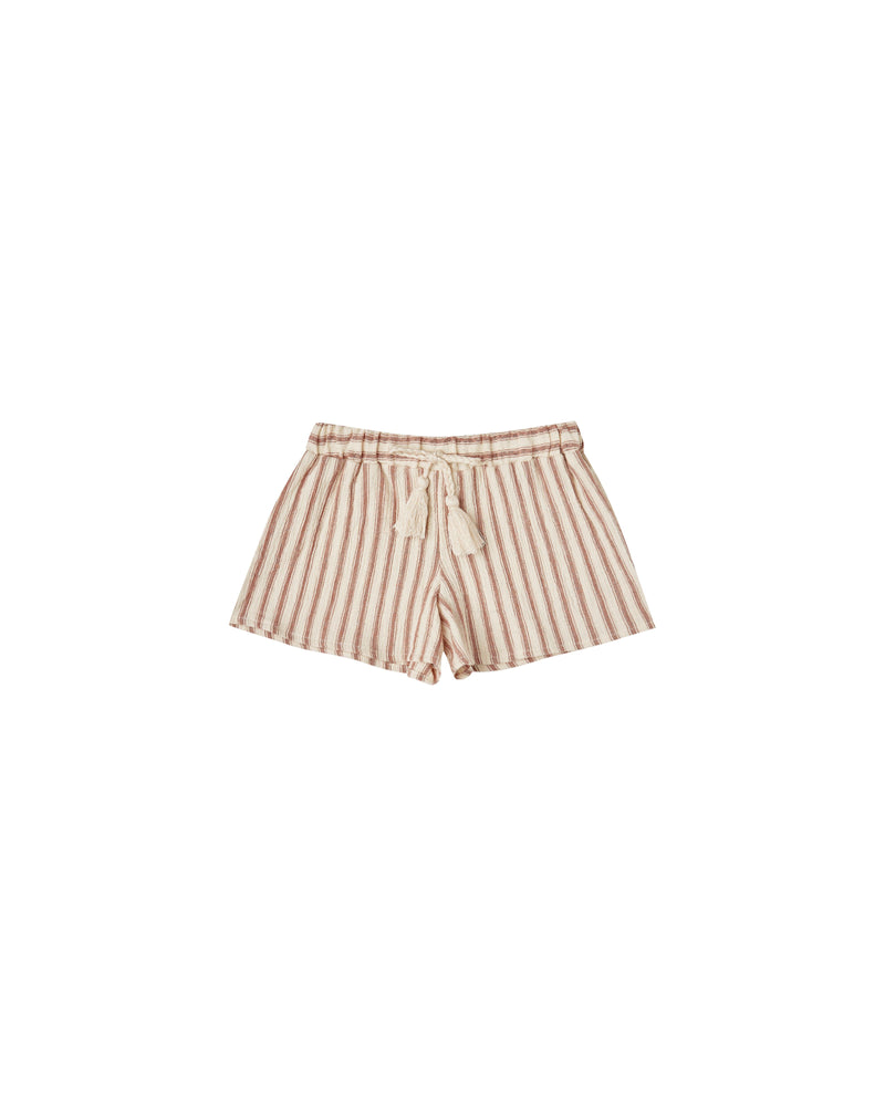 Striped Solana Shorts
