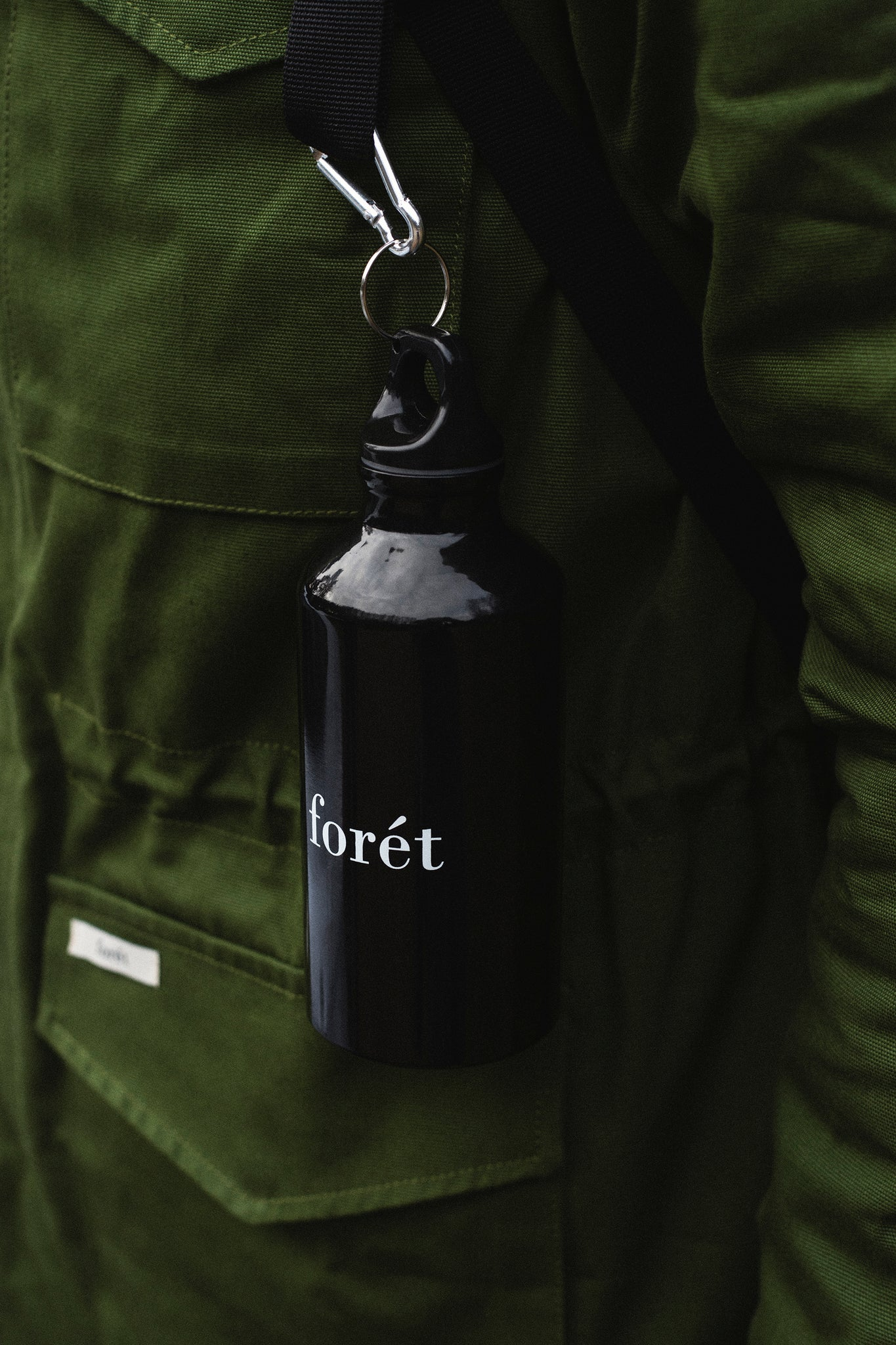 Forét Soak Bottle - Slow Down Go Offline