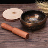 Tibetan Singing Bowl Hand Hammered