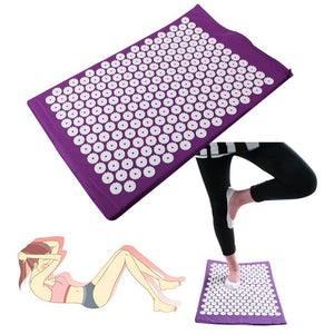 Acupressure Yoga Cushion Massage Cushion and Pillow Yoga mat
