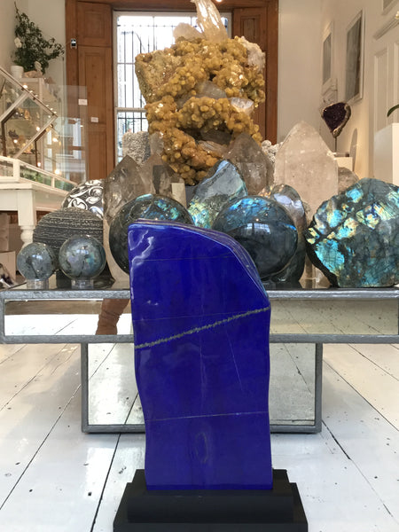 Large Lapis Lazuli Specimen at Venusrox London