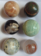 Venusrox Premier Spheres from the London Collection