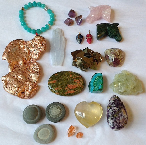 Venusrox Crystals, Gems, Rocks and Minerals London