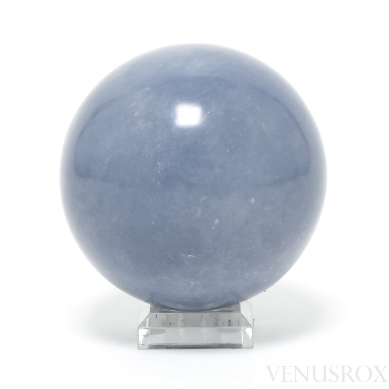 Angelite Polished Sphere from Peru | Venusrox