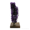 Amethyst Cluster mounted on a bespoke stand from Artigas, Uruguay | Venusrox