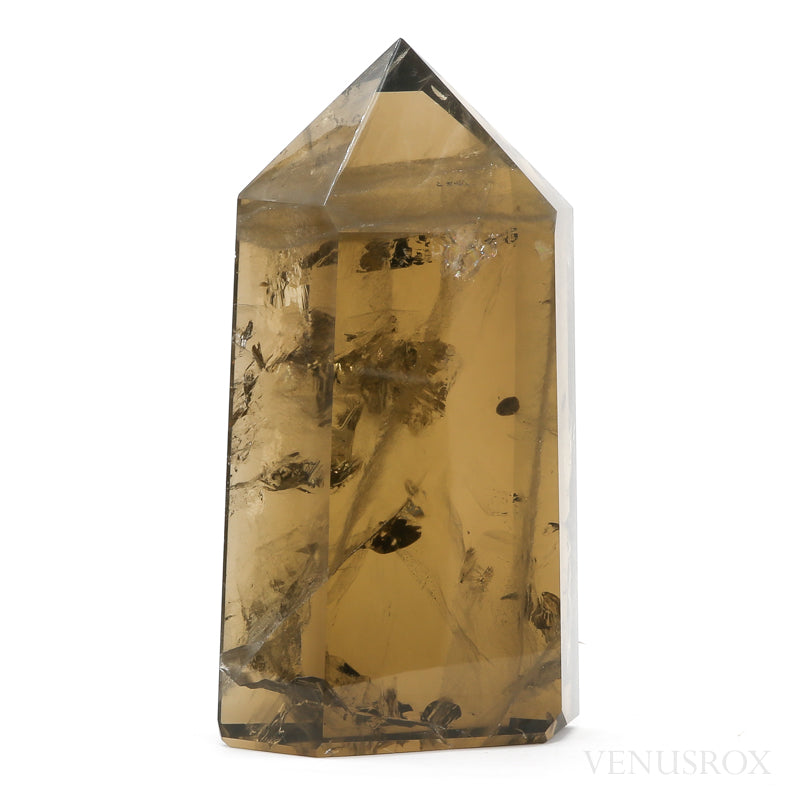 CITRINE (NATURAL) POLISHED POINT