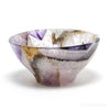 Chevron Amethyst Polished Bowl from Tamil Nadu, India | Venusrox