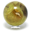 Green Opal Polished Sphere from Madagascar | Venusrox