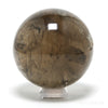Smoky Quartz with Rutile Sphere from Brazil | Venusrox