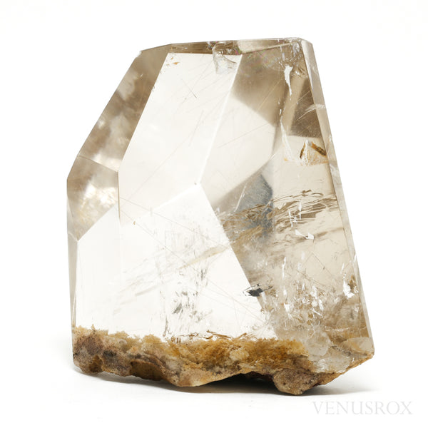 Rutilated Lodalite Quartz Polished/Natural Crystal from Brazil | Venusrox