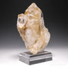 Golden Himalayan Quartz Natural Cluster from Kullu Valley, Himachal Pradesh, Himalayan Foothills, Northern India, mounted on a bespoke stand | Venusrox