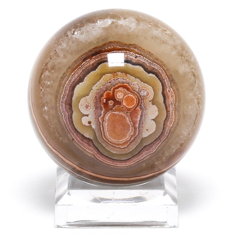 Agate (Crazy Lace) Sphere