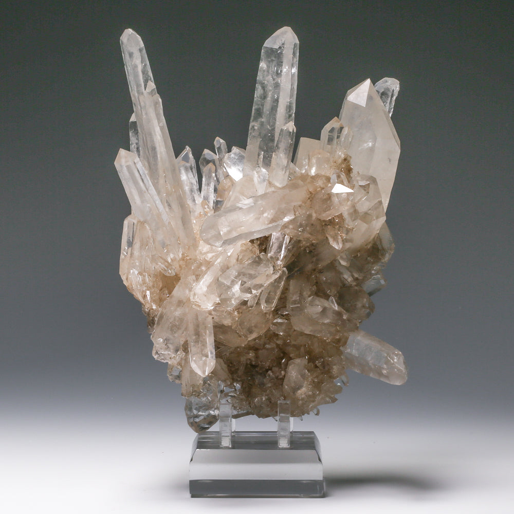 Quartz (Diamantina) Natural Cluster