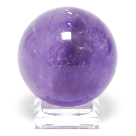 Amethyst Polished Sphere