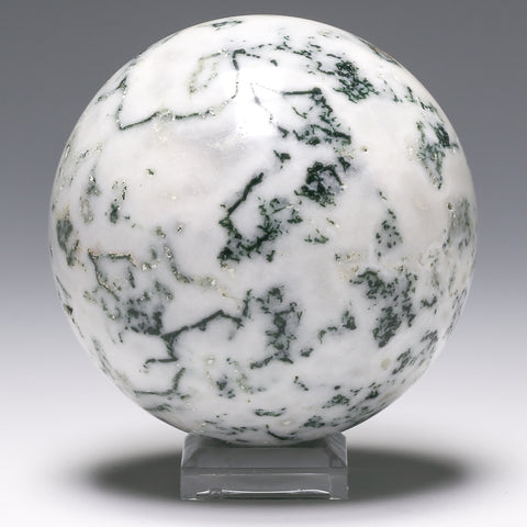 Agate (Moss) Sphere