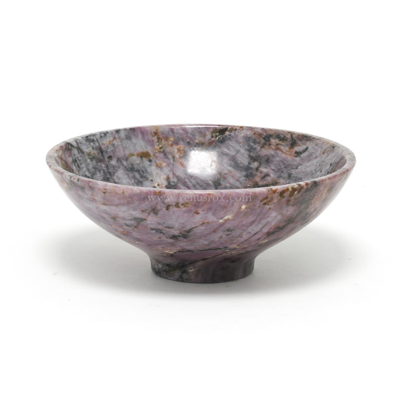 Ruby Polished Bowl from India | Venusrox
