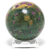 Ruby & Zoisite Sphere