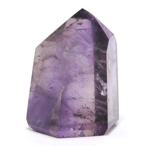 Amethyst Phantom Quartz Polished Point from Brazil | Venusrox