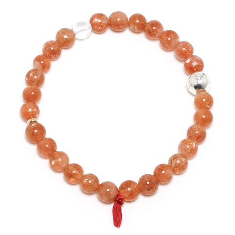Sunstone Bracelet from India | Venusrox