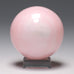 'A Grade' Pink Mangano Calcite Polished Sphere from Peru | Venusrox