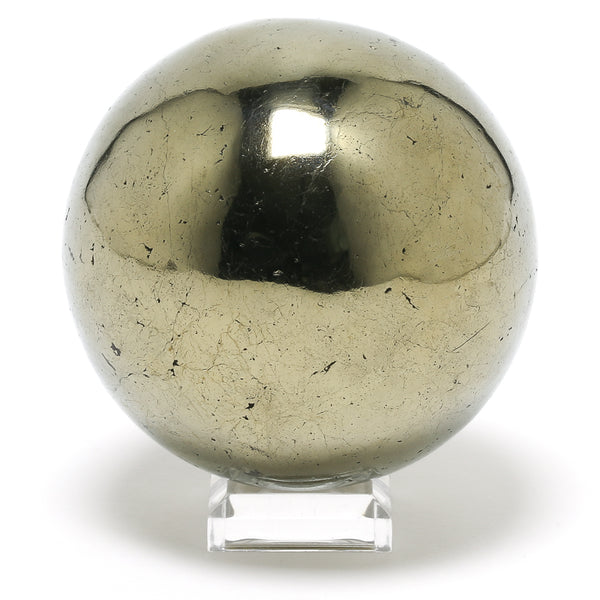 Chalcopyrite Polished Sphere