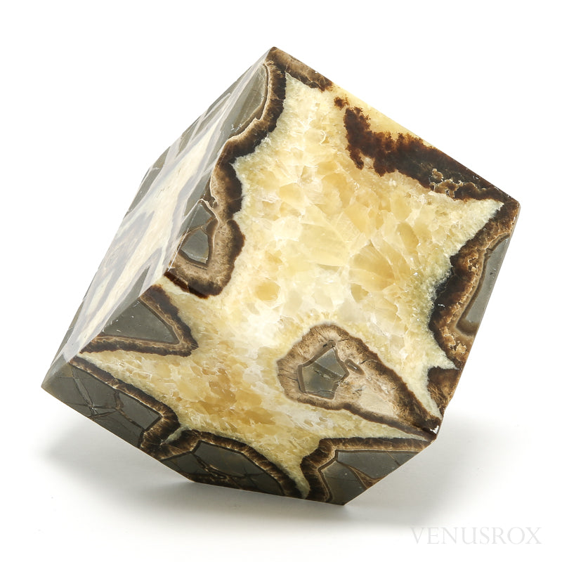 Septarian Polished Crystal from Utah, USA | Venusrox
